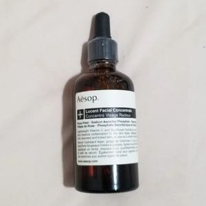 Aesop Lucent Facial Concentrate- New